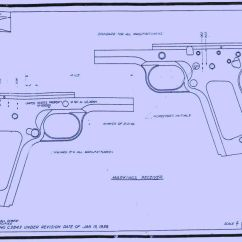 Sig Sauer 1911 Parts Diagram 3 Phase Starter Wiring 3d Models Of Weapons. Blueprints. - Поиск в Google | The Design Weapons Pinterest ...