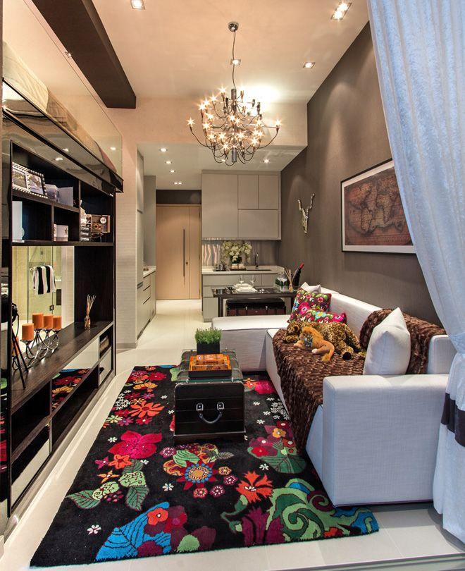 Small Apartment Decorating Small Space Apartment Interior