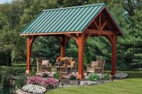 Outdoor Pavillions | For those who appreciate old-world ...