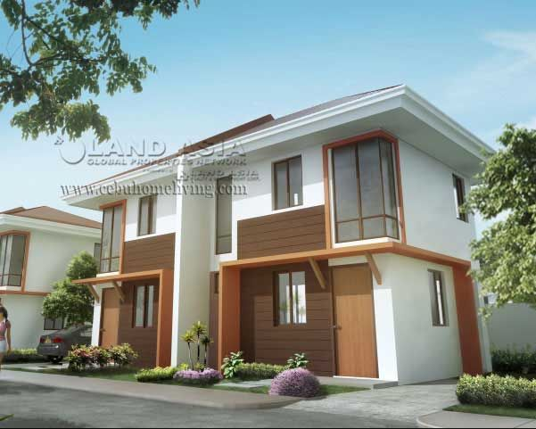 Two Storey Duplex House Design – Idea Home And House