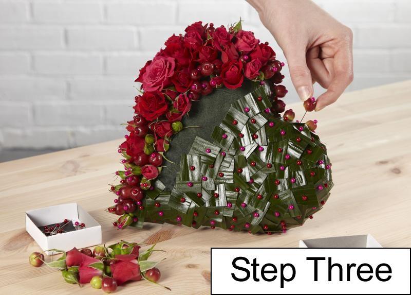 oasis bouquet holder