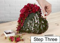 oasis bouquet holder - Google Search | inspiration ...