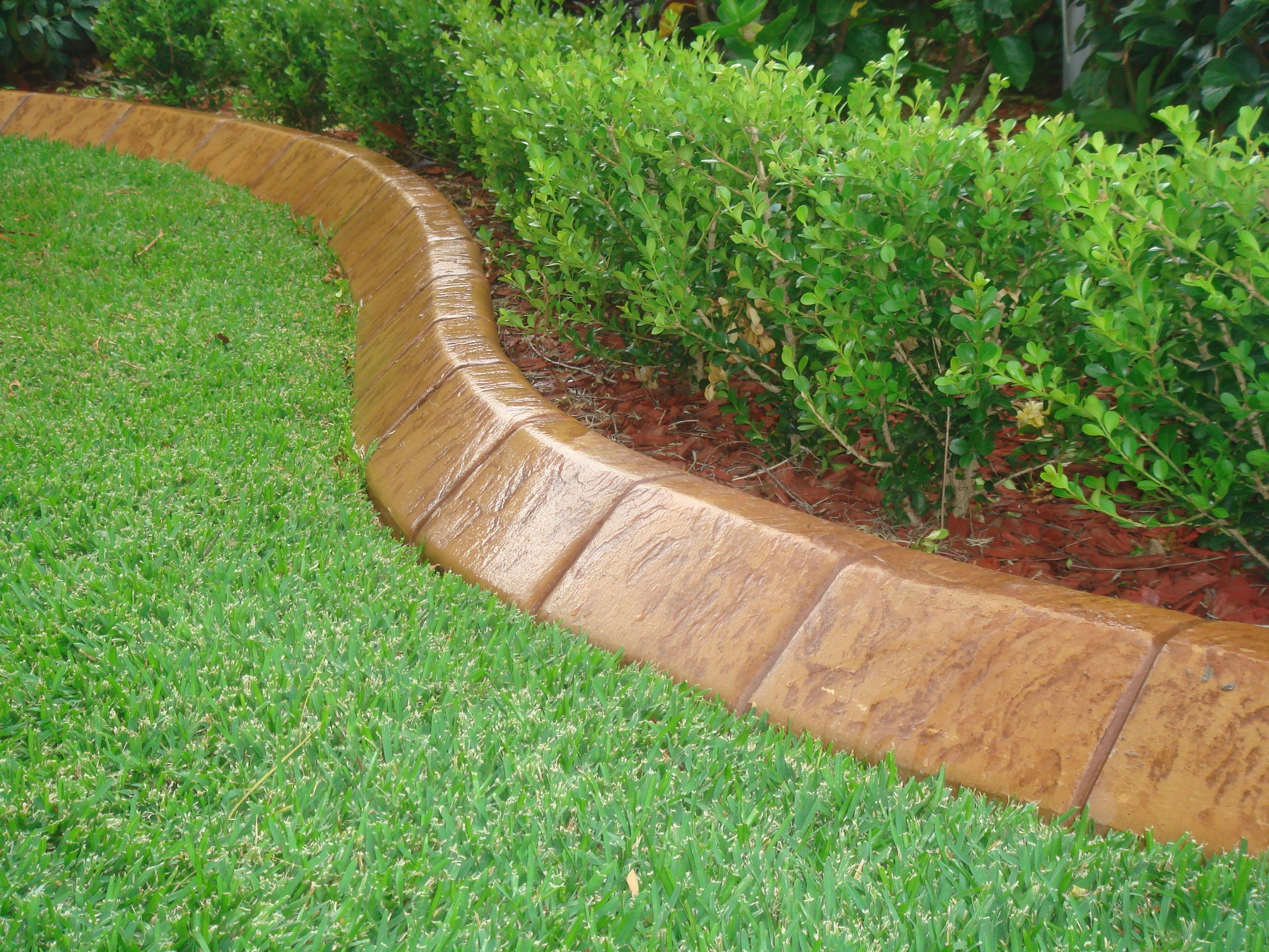 Garden Curbing Bluestoen Garden Edging Contemporary Landscape