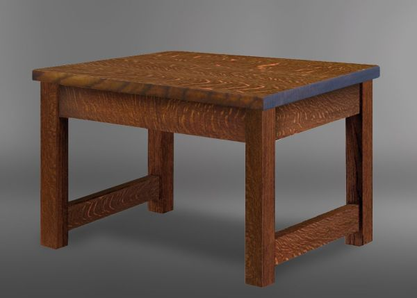 Ottoman Mission Style Furniture