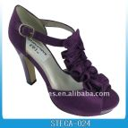 Purple Dress Shoes - 28 Baby
