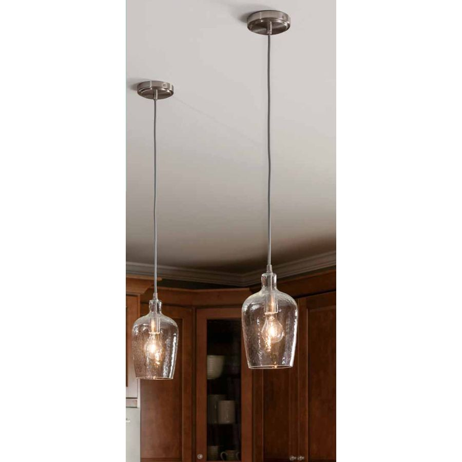 Clear Pendant Light Shades