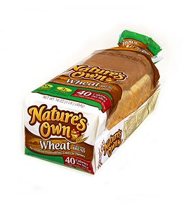 REDUCED CALORIE bread (whole grain is the best choice ...