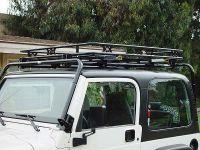 Kargo Master Congo Cage Jeep Roof Rack | Jeep | Pinterest ...