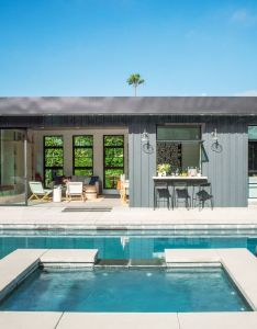 How to design  show stopping pool house also houses and rh za pinterest
