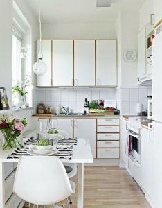 House white kitchen also cuisines de reve kitchens future and interiors rh za pinterest