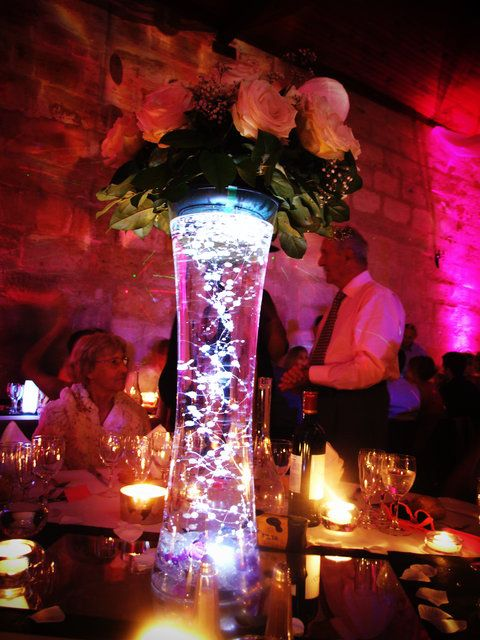 Table Centres Weddings Inexpensive
