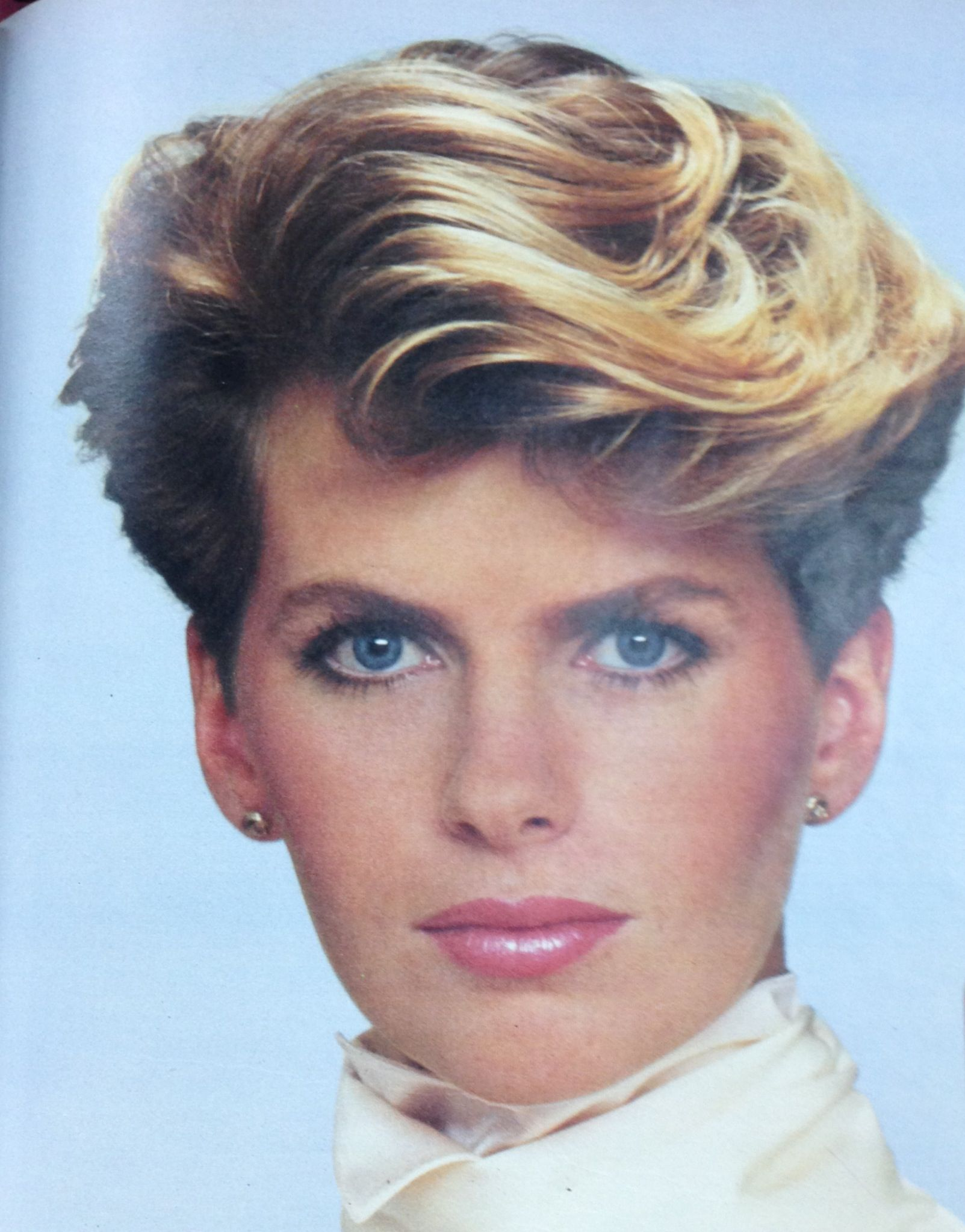 Short Hairstyles Of The 80s Short Pixie Haircuts Hairstyles