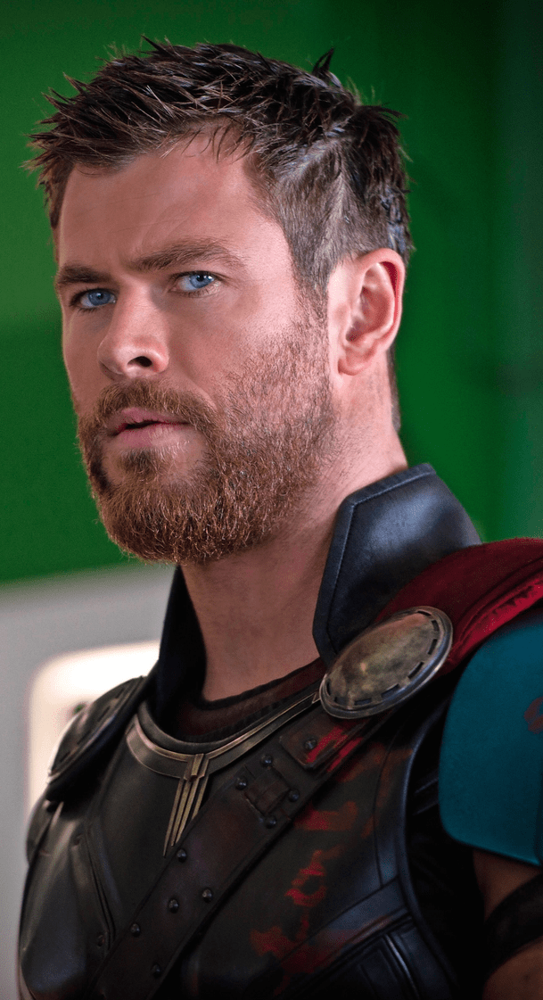 Finally Thor Got A Haircut So Cool Theyre MARVELous