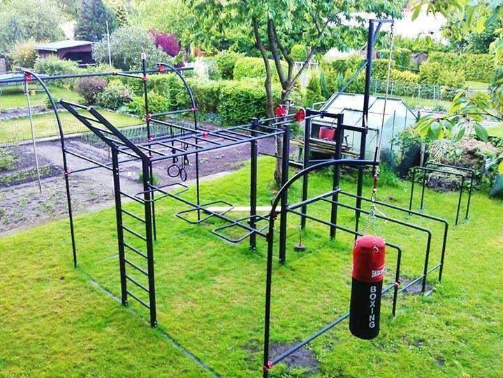 Outdoor Gym Calisthenics Pinterest Arrière Cours Jeux Et Gym
