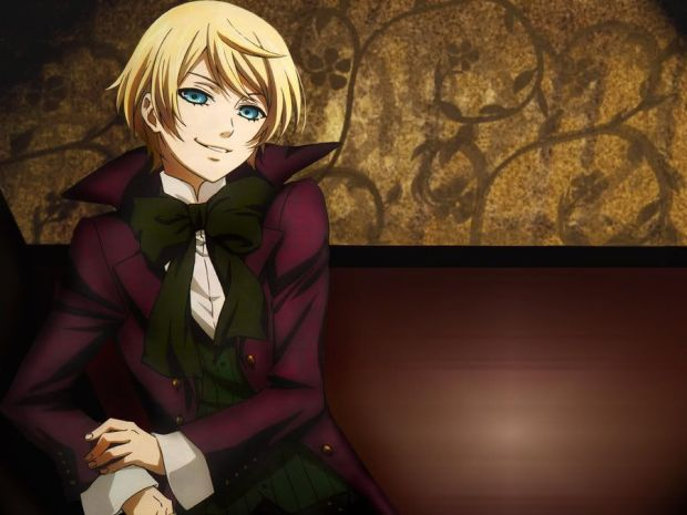 Image result for black butler alois