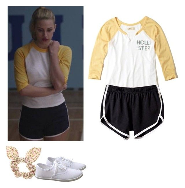 Crown Shirt Betty Riverdale Outfit