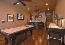 Small Game Room Design Ideas