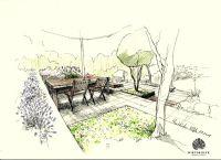 Terrace garden. | Wiktor Kyk- landscape architect ...