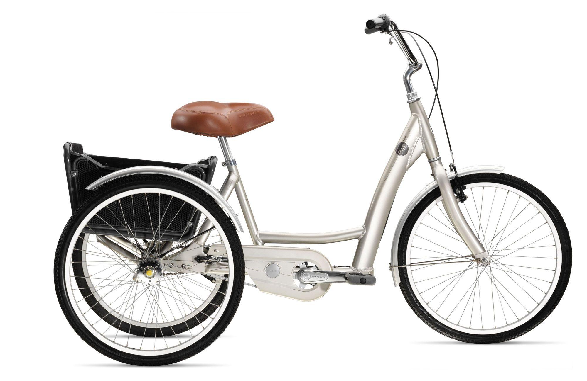 Trek introduces crank forward adult tricycle My next