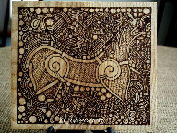 Pagan Norse Viking Art