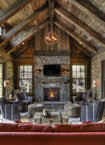 Big Wood Timber Frames Whitefish-sr Love Log Cabins