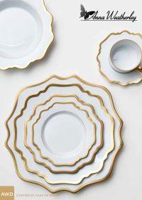 Anna Weatherley Dinnerware | Dinner Plate, Salad Plate ...