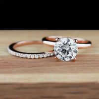 Traditional Solitaire Engagement Ring | Traditional ...