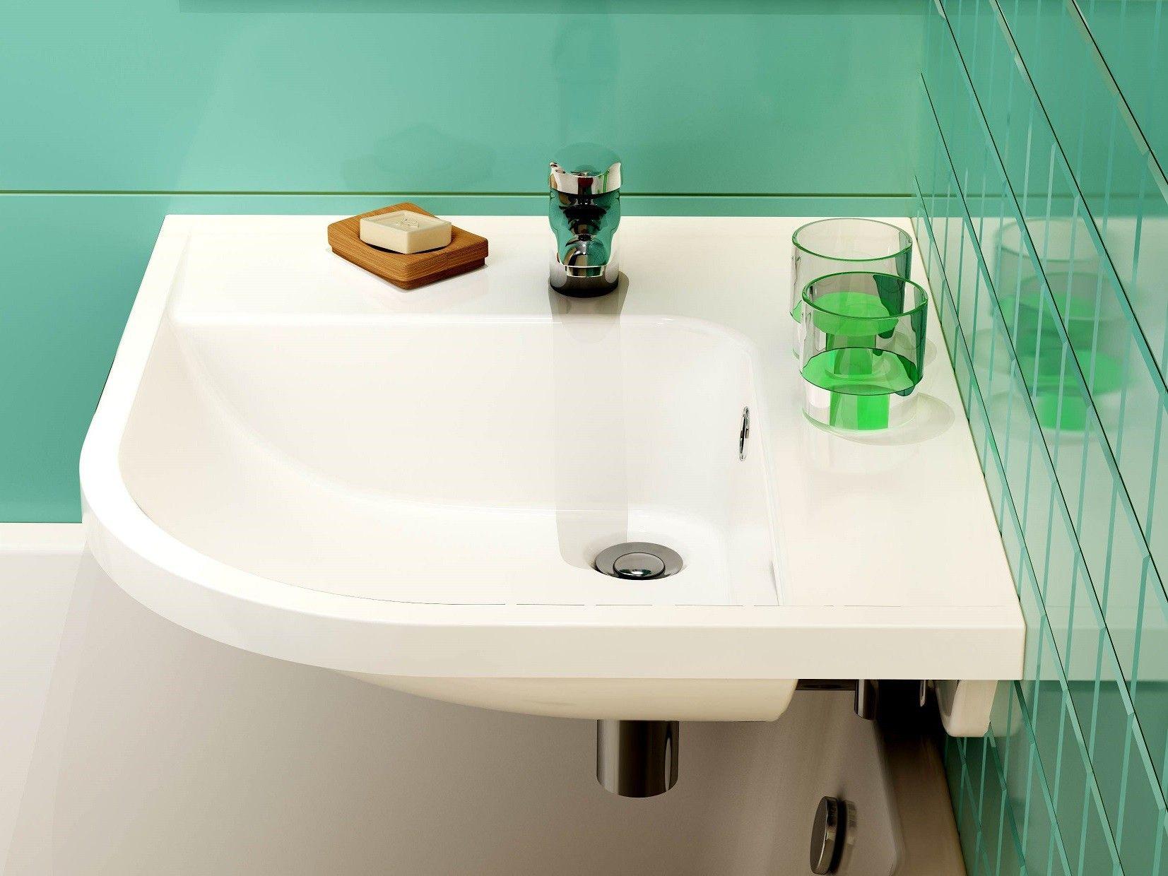 Die besten 25 Eckwaschtisch Ideen auf Pinterest  Grundriss badezimmer 6 qm Badideen und