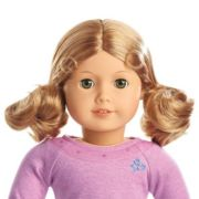 doll light skin curly