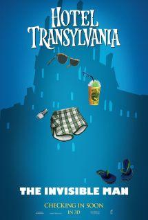 Movie Poster Inspiration Hotel Transylvania