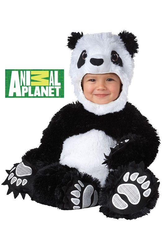 Animal Planet Panda Toddler Costume $34.95