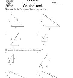 31 The Pythagorean Theorem Worksheet - Free Worksheet Spreadsheet [ 1650 x 1275 Pixel ]