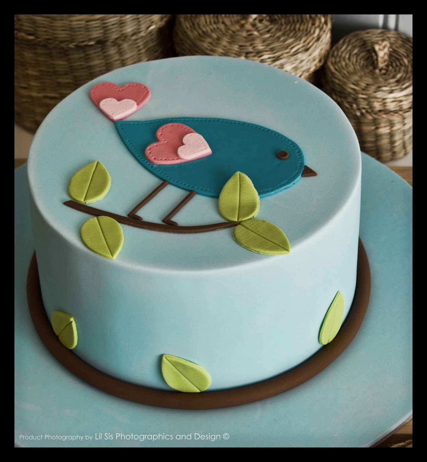 Fondant Cakes Beginners