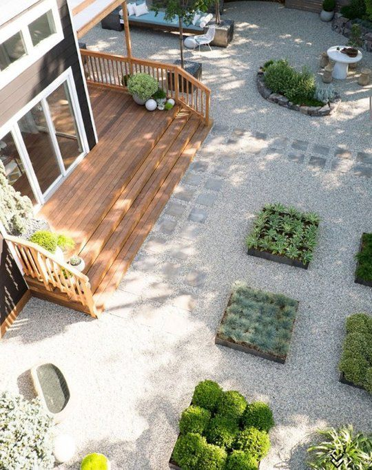 10 Grassless Yards That Will Make You Re Think Having A Lawn