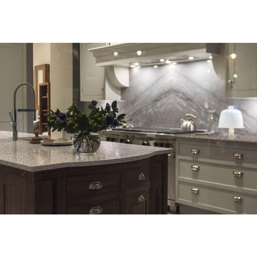 Shop LG HIMACS Pinnacle Solid Surface Kitchen Countertop
