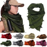 Shemagh Thicken Muslim Hijab Multifunction Tactical Scarf ...