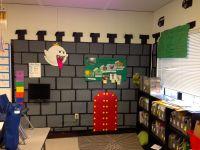 Mario Classroom Library--too awesome! |  Classroom Design ...