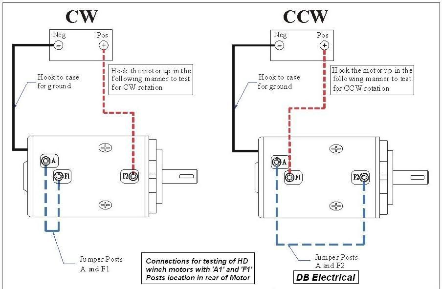 wiring diagram for 6hp winch motor explained wiring diagrams rh sbsun co Ramsey Winch Remote Wiring Diagram Old Ramsey Winch Wiring Diagram