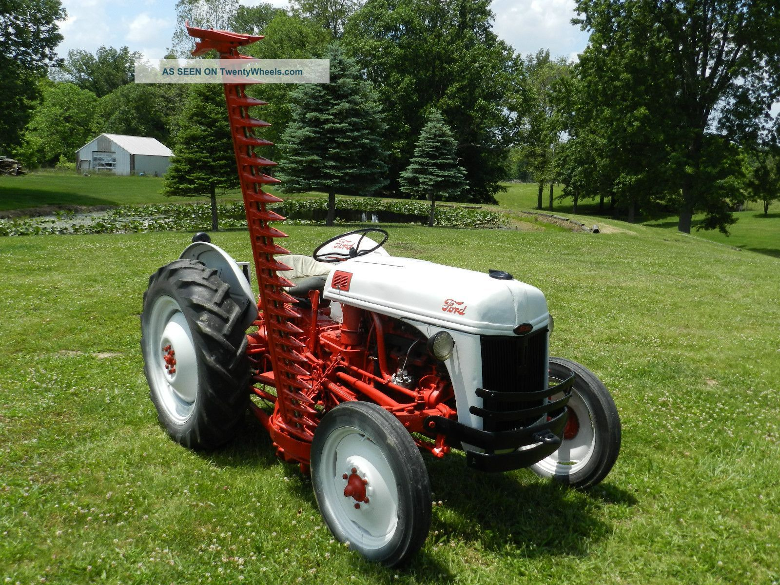 ford 8n tractor load trail trailer wiring diagram google search tractors pinterest