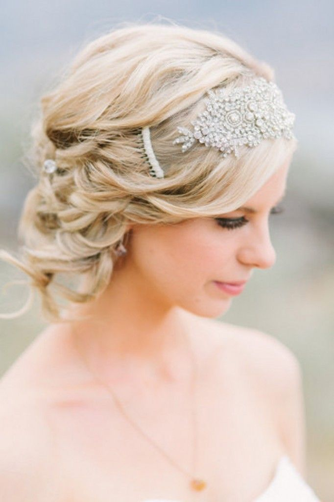 25 Most Favorite Wedding Hairstyles For Short Hair Wedding
