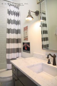 Baths for boys don't need to sacrifice style! This teen ...