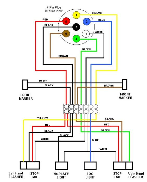 Mercury Trailer Wiring Diagram Mercury Wiring Diagram And Schematics