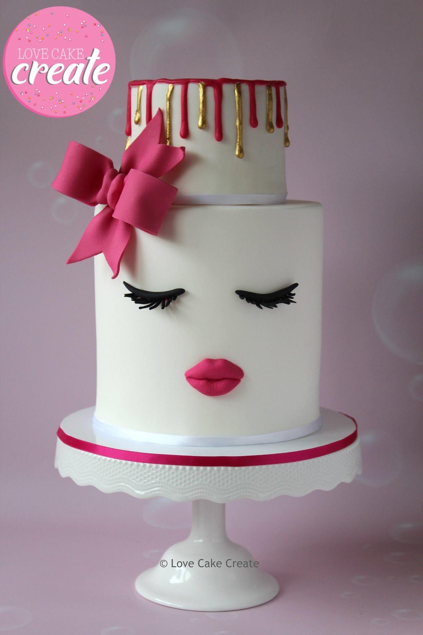 Pin By Kristy Hendrickson On Tween Bday Cake