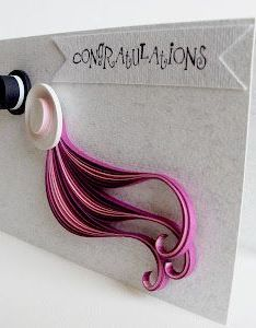 quilled wedding card by quilling with fun also the best images about paper quill cards on pinterest rh in