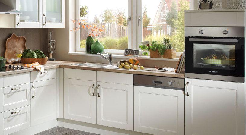 ... Küche Magnolie Im Landhausstil Küche Mit Kche Im