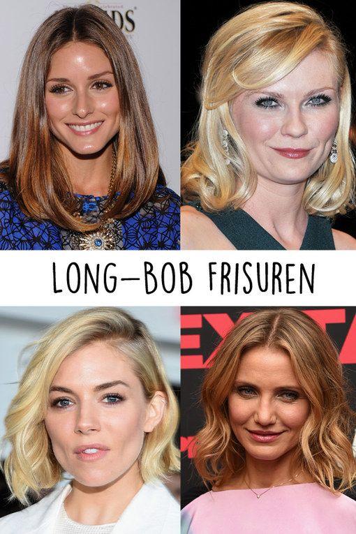 Long Bob Frisuren Wir Zeigen Euch DEN Neuen Trend & Verraten