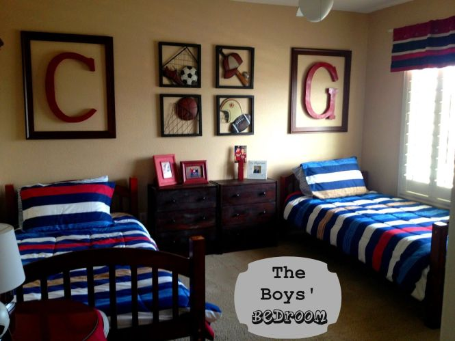 1000 Images About Boys Bedroom Ideas On Pinterest Boy Sports. Twin Boy Bedroom Ideas   Bedroom Style Ideas