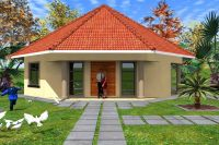 modern rondavel house design plans - Google Search ...