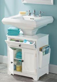 The Pedestal Sink Storage Cabinet | Furniture | Pinterest ...