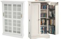 dvd storage furniture cabinets